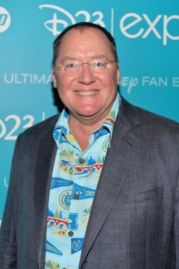 photo 34/43 - John Lasseter - D23 2013, pr�sentation du film Zootopia - Zootopie - © Walt Disney Studios Motion Pictures France