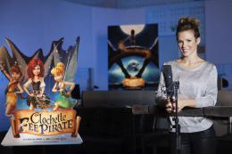 photo 33/37 - Lorie - Clochette et la F�e Pirate - © Walt Disney Studios Motion Pictures France