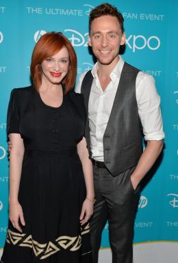 photo 20/37 - Christina Hendricks et Tom Hiddleston - Clochette et la F�e Pirate D 23 - Clochette et la F�e Pirate - © Walt Disney Studios