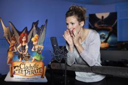 photo 34/37 - Lorie - Clochette et la Fée Pirate - © Walt Disney Studios Motion Pictures France
