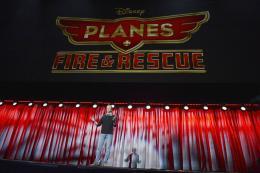 photo 63/64 - D23 2013, présentation du film Planes : Fire Rescue - Planes 2 - © Walt Disney Studios Motion Pictures France