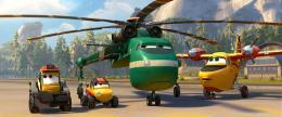 Planes 2 Windlifter, Les parachutistes du feu, Dipper photo 6 sur 64