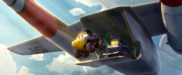 photo 18/64 - Les parachutistes du feu, Cabbie - Planes 2 - © Walt Disney Studios Motion Pictures France
