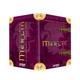 photo 1/1 - Merlin - L'intégrale de la série - © Universal Pictures Vidéo