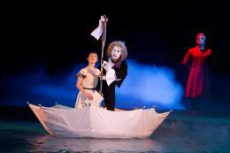 photo 5/10 - Le Cirque du Soleil - Le voyage imaginaire - © Paramount Home Entertainment Vidéo