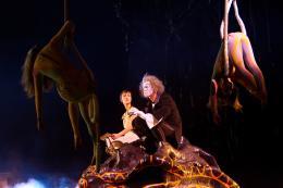 photo 4/10 - Le Cirque du Soleil - Le voyage imaginaire - © Paramount Home Entertainment Vidéo
