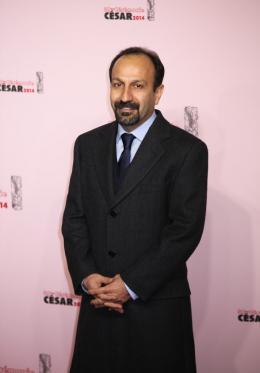 Asghar Farhadi 39�me C�r�monie Des C�sar 2014 photo 1 sur 12