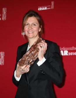 Pascaline Chavanne 39ème Cérémonie Des César 2014 photo 1 sur 3