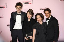 Hugo Gélin 39ème Cérémonie Des César 2014 photo 9 sur 9