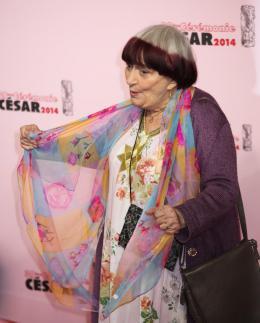 Agnès Varda 39ème Cérémonie Des César 2014 photo 4 sur 41