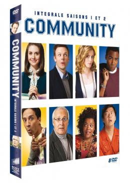 photo 5/5 - Community - Saisons 1 & 2 - © Sony Pictures Home Entertainment (SPHE)