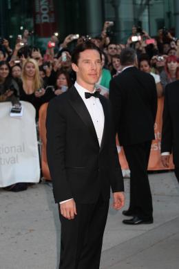 photo 32/46 - Benedict Cumberbatch - Présentation du film Le Cinquième Pouvoir - Toronto 2013 - Le Cinquième Pouvoir - © Isabelle Vautier pour CommeAuCinema.com