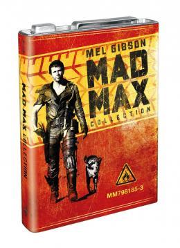 photo 2/2 - Mad Max - L'int�grale - © Warner Home Vid�o