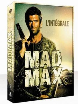 photo 1/2 - Mad Max - L'int�grale - © Warner Home Vid�o
