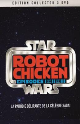 photo 1/1 - Robot Chicken - Star Wars - © Warner Home Video