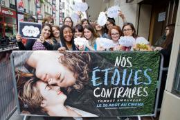 photo 11/25 - - Avant-premi�re � Paris - Nos �toiles Contraires - © 20th Century Fox