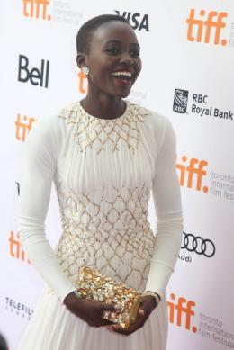 photo 34/45 - Lupita Nyong'o - Présentation du film 12 Years a slave - Toronto 2013 - 12 years a slave - © Isabelle Vautier pour CommeAuCinema.com