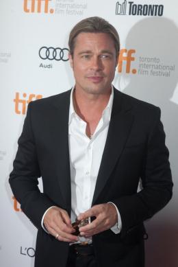 photo 25/45 - Brad Pitt - Présentation du film 12 Years a slave - Toronto 2013 - 12 years a slave - © Isabelle Vautier pour CommeAuCinema.com