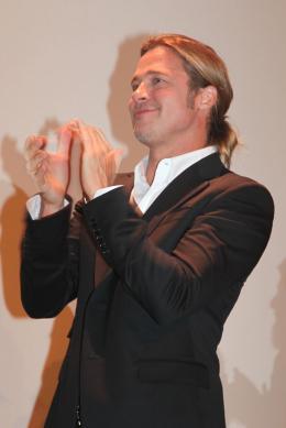 photo 43/45 - Brad Pitt - Présentation du film 12 Years a slave - Toronto 2013 - 12 years a slave - © Isabelle Vautier pour CommeAuCinema.com
