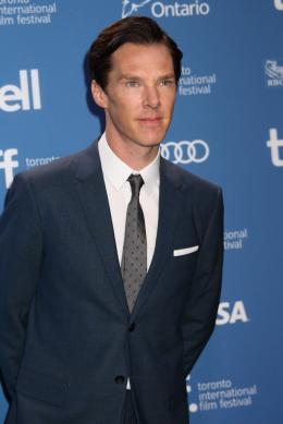 photo 45/46 - Benedict Cumberbatch - Présentation du film Le Cinquième Pouvoir - Toronto 2013 - Le Cinquième Pouvoir - © Isabelle Vautier pour CommeAuCinema.com