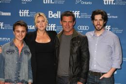 Gattlin Griffith Présentation du film Labor Day - Toronto 2013 photo 8 sur 11