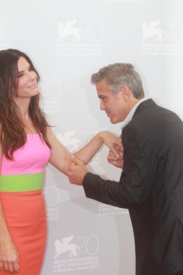 photo 56/65 - Sandra Bullock et George Clooney - Présentation du film Gravity - Venise 2013 - Gravity - © Warner Bros