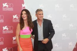 photo 62/65 - Sandra Bullock et George Clooney - Présentation du film Gravity - Venise 2013 - Gravity - © Warner Bros
