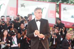 photo 59/65 - George Clooney - Présentation du film Gravity - Venise 2013 - Gravity - © Warner Bros