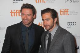 photo 56/64 - Hugh Jackman et Jake Gyllenhaal - Présentation du film Prisoners - Toronto 2013 - Prisoners - © Isabelle Vautier pour CommeAuCinema.com