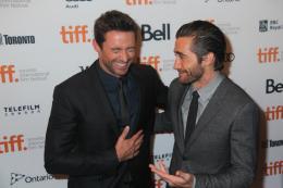 photo 53/64 - Hugh Jackman et Jake Gyllenhaal - Présentation du film Prisoners - Toronto 2013 - Prisoners - © Isabelle Vautier pour CommeAuCinema.com