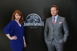 photo 54/67 - Bryce Dallas Howard, Chris Pratt - Jurassic World - © Universal Pictures International France