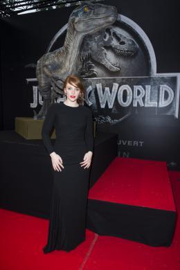 photo 40/67 - Bryce Dallas Howard - Avant-première à Paris - Jurassic World - © Universal Pictures International France