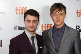 Kill Your Darlings Daniel Radcliffe et Dane Dahaan - Présentation du film Kill your Darlings - Toronto 2013 photo 8 sur 26