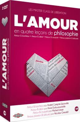 photo 1/1 - Le Master class de Libération - L'amour en quatre leçons de philosophie - © Editions Montparnasse