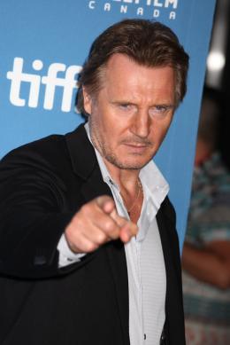 photo 25/45 - Liam Neeson - Présentation du film Third Person - Toronto 2013 - Puzzle - © Isabelle Vautier pour CommeAuCinema.com