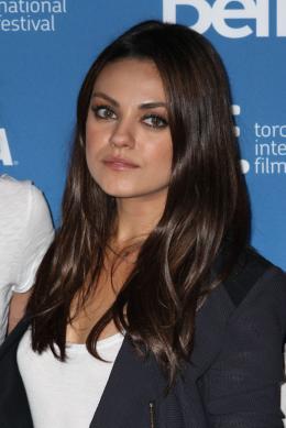 photo 43/45 - Mila Kunis - Présentation du film Third Person - Toronto 2013 - Puzzle - © Isabelle Vautier pour CommeAuCinema.com