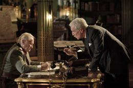 photo 7/17 - Niels Arestrup et André Dussollier - Diplomatie - © Gaumont Distribution