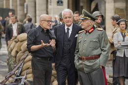 photo 4/17 - Volker Schlöndorff, André Dussollier et Niels Arestrup - Diplomatie - © Gaumont Distribution
