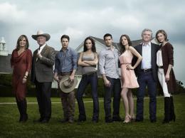 photo 1/9 - Dallas Nouvelle Génération - Saison 1 - © Warner Home Vidéo