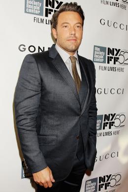 Ben Affleck New York Film Festival 2014 photo 2 sur 174