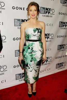 photo 25/35 - Carrie Coon - New York Film Festival 2014 - Gone Girl - © 20th Century Fox