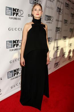 photo 21/35 - Rosamund Pike - New York Film Festival 2014 - Gone Girl - © 20th Century Fox