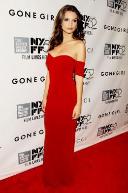 photo 22/35 - Emily Ratajkowski - New York Film Festival 2014 - Gone Girl - © 20th Century Fox