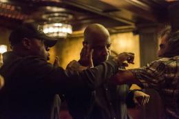 photo 12/50 - Antoine Fuqua, Denzel Washington - Equalizer - © Sony Pictures