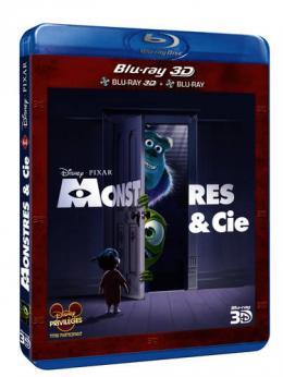 photo 1/14 - Blu-Ray 3D - Monstres & Cie - © Buena Vista Home Entertainment