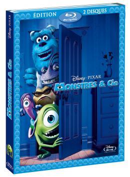 photo 12/14 - Blu-ray - Monstres & Cie - © Buena Vista Home Entertainment