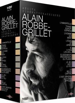 photo 1/1 - Alain Robbe-Grillet - Récits cinématographiques - © Carlotta Films