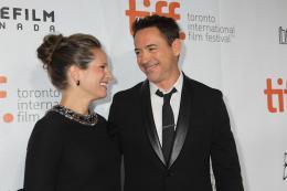 photo 92/111 - Susan Downety, Robert Downey Jr - Pr�sentation du film au Festival de Toronto 2014 - Le Juge - © Isabelle Vautier pour CommeAuCinema.com