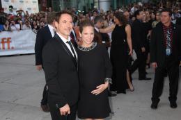 photo 84/111 - Robert Downey Jr, Susan Downey - Pr�sentation du film au Festival de Toronto 2014 - Le Juge - © Isabelle Vautier pour CommeAuCinema.com