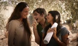 Rendez-vous à Atlit Géraldine Nakache, Judith Chemla, Yaël Abecassis photo 1 sur 5